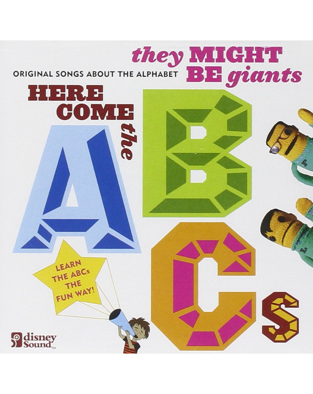 Here Come the ABCs