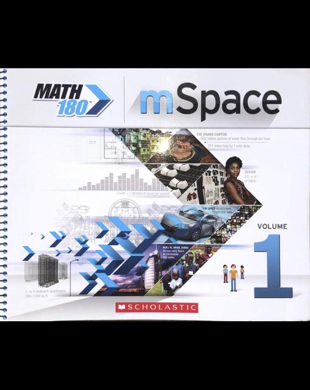 Math 180 mSpace